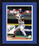 Framed Orel Hershiser Los Angeles Dodgers Autographed 8'' x 10'' Photograph