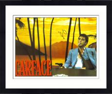 Framed Al Pacino Autographed Scarface Movie Poster