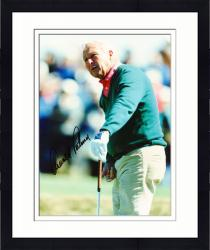 Framed Fanatics Authentic Autographed Arnold Palmer 8'' x 10'' Green Jacket Club Down Photograph