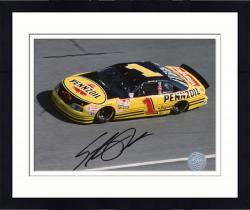 Framed PARK, STEVE AUTO (PENNZOIL/IN CAR) 8X10 PHOTO - Mounted Memories