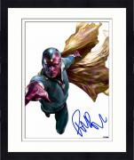 """Framed Paul Betteny Autographed 11"""" x 14"""" Vision Photograph - PSA/DNA"""