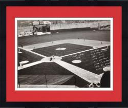 "Framed Pete Rose Cincinnati Reds Autographed 16"" x 20"" Photograph with Multi Inscriptions"