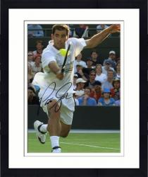 Framed Pete Sampras Signed Photo - 8x10