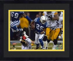 Framed Pittsburgh Steelers Ben Roethlisberger Autographed 8'' x 10'' Photograph