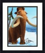 """Framed Ray Romano Autographed 8"""" x 10"""" Ice Age: Manfred Photograph - Beckett"""