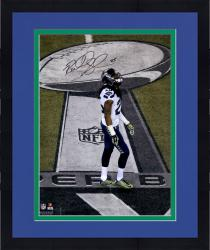 "Framed Richard Sherman Seattle Seahawks Super Bowl XLVIII Champions Autographed 16"" x 20"" Photograph"