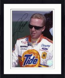 Framed Ricky Craven Autographed 8'' x 10'' Tide Smiling Photograph