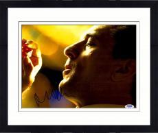 "Framed Robert De Niro Autographed 11"" x 14"" Casino Blowing On Dice  Photograph - PSA/DNA COA"
