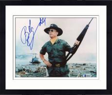 """Framed Robert Duvall Autographed 8"""" x 10"""" Apocalypse Photograph - Beckett COA"""