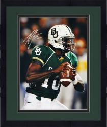 "Framed Robert Griffin III Baylor Bears Autographed 16"" x 20"" Close Up Photograph"