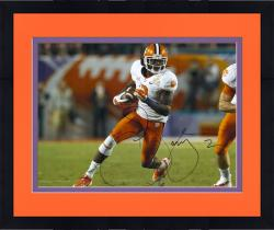 Framed Sammy Watkins Clemson Tigers Autographed 16'' x 20'' Orange Bowl Photograph