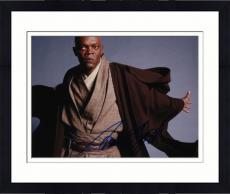 Framed Samuel L Jackson Autographed 11x14 PSA/DNA