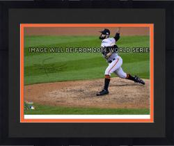 "Framed Sergio Romo San Francisco Giants Autographed 16"" x 20"" Photograph"