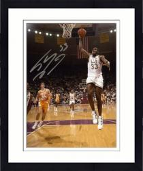 "Framed Shaquille O'Neal LSU Tigers Autographed 8"" x 10"" Photograph"