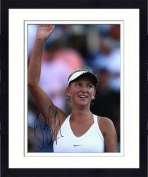 "Framed Victoria Azarenka Autographed 8"" x 10"" Waving Photograph"