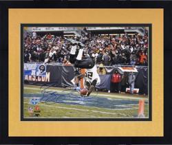 Framed Reggie Bush New Orleans Saints NFC Title Game Autographed 16'' x 20'' Photograph