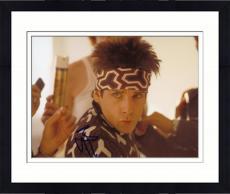 Framed Ben Stiller Autographed 8'' x 10'' Zoolander Photograph