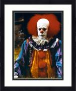 "Framed Tim Curry Rocky Horror Picture Show Autographed 11"" x 14"" Photograph - JSA"