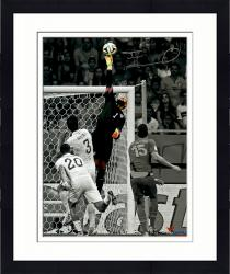 "Framed Tim Howard Team USA Autographed 11"" x 14"" Spotlight Photograph"
