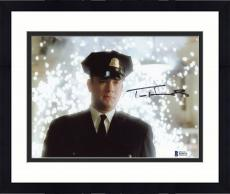 "Framed Tom Hanks Autographed 8"" x 10"" The Green Mile Photograph - Beckett COA"