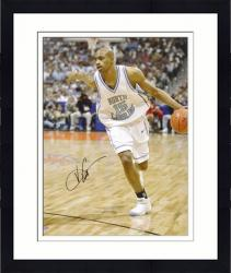 "Framed Vince Carter North Carolina Tar Heels 16"" x 20"" Autographed Photograph"