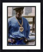 "Framed Wesley Snipes Autographed 8""x 10"" New Jack City Big Gold Chain Photograph - Beckett COA"