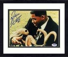 "Framed Will Smith Autographed 8""x 10"" Men In Black Holding Baby Alien Photograph - PSA/DNA COA"