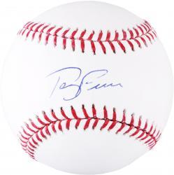 Terry Francona Cleveland Indians Autographed Baseball