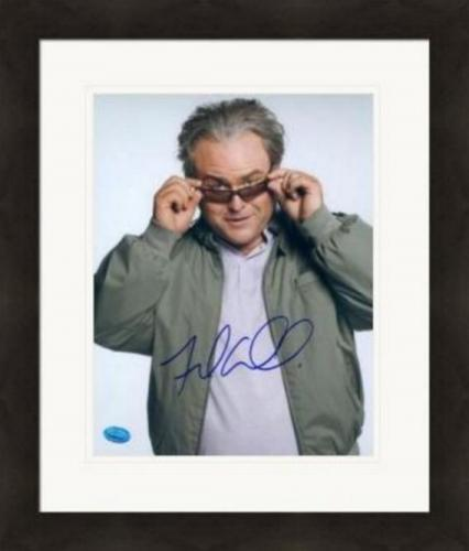 Frank Caliendo autographed 8x10 Photo (Comedian as Jack Nicholson) #4 Matted & Framed