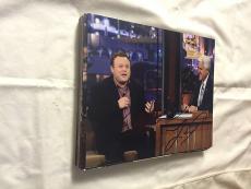Frank Caliendo Jay Leno Tonight Show Signed Autographed 8x10 Photo W/coa