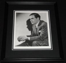 Frank Capra Framed 8x10 Photo Poster It's a Wonderful Life