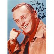 Frank Gorshin Autographed Celebrity 8x10 Photo