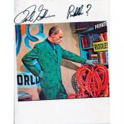 Frank Gorshin Riddler Autographed 8x10 Photo