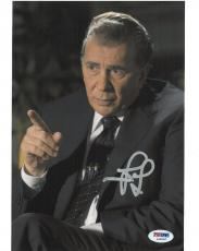Frank Langella Signed Richard Nixon Authentic 8x10 Photo (PSA/DNA) #I45087