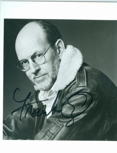 Frank Oz autographed 8x10 Photo (Muppets Yoda Star Wars) Image #SC2