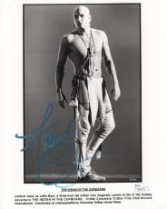 FRANK OZ HAND SIGNED 8x10 PHOTO      RARE   THE INDIAN IN THE CUPBOARD       JSA