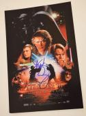 Frank Oz Signed Autographed 12X18 Photo STAR WARS Revenge of the Sith COA VD