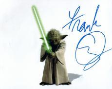 Frank Oz Signed Autographed 8x10 Photo Yoda Star Wars COA VD