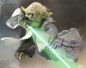 "FRANK OZ Signed Autographed Star Wars ""YODA"" 16x20 Photo PSA/DNA #AA33915"