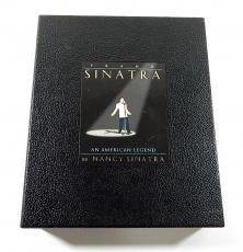 Frank Sinatra An American Legend Box Set ^ 4 CD's and Book By Nancy Sinatra