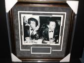Frank Sinatra Dean Martin Framed 11x14 Photo Drinking Quote I feel sorry ...