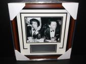 Frank Sinatra Dean Martin Framed 8X10 Photo Drinking Quote I feel sorry ...