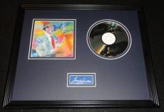 Frank Sinatra Facsimile Signed Framed 11x14 Duets CD & Photo Display