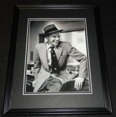 Frank Sinatra Framed 11x14 Photo Display