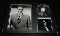 Frank Sinatra Framed 12x18 CD & Photo Display