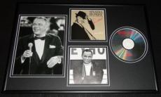 Frank Sinatra Framed 12x18 Reprise CD & Photo Display