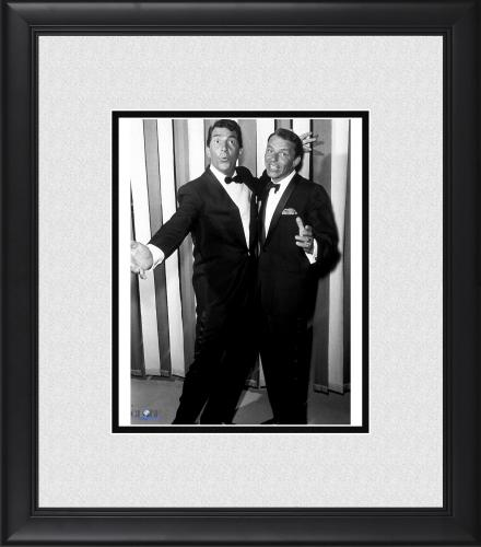 "Frank Sinatra & Dean Martin Framed 8"" x 10"" Photograph"
