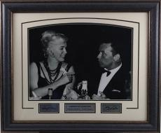 Frank Sinatra & Marilyn Monroe Framed 16x20 Photo