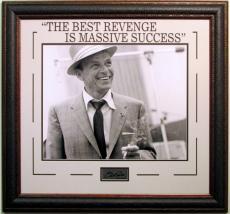 Frank Sinatra Revenge Framed Photo
