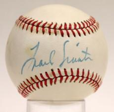 Frank Sinatra Signed Autographed Baseball Single Signed Rat Pack Jsa Y34286